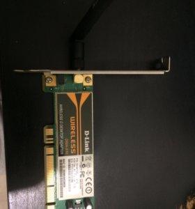 WiFi адаптер d-link dwa-510
