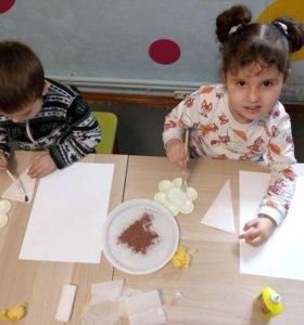 Развивающие занятия, для детей с 2 до 6 лет