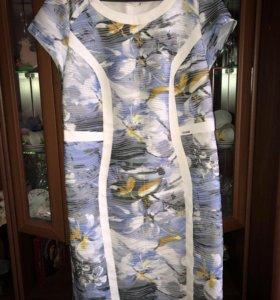 Новое женское платье. Размеры: 52; 54