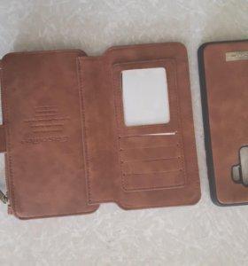 SAMSUNG S9 .A8. Чехол бумажник, кошелек