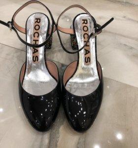 Rochas туфли 39 размер