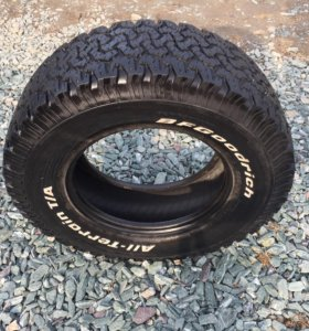 BF Goodrich All-terrain AT 285/70 R17