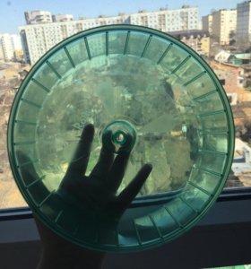 Колесо для грызунов (19 см в диаметре)