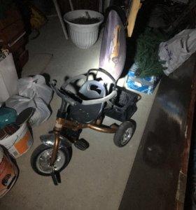 Детский велосипед Лексус трайк