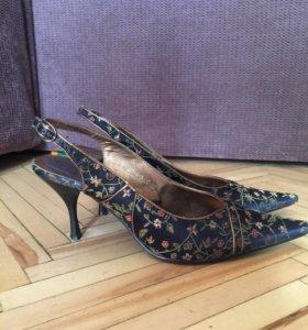 Туфли терволина 37 размер