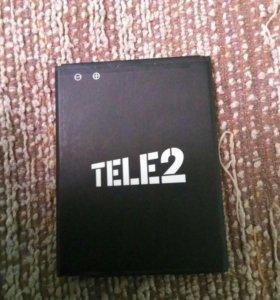Аккумулятор для Tele2 Midi LTE, Tele2 Midi 1.1