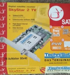 Dvb-карта sky star-2