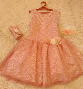 Платье, рост 146