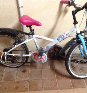 "Велосипед B'Twin 20"""