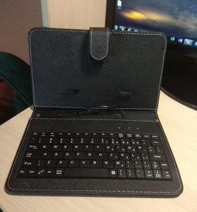 Клавиатура-чехол для смартфона 5,5'