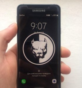 Samsung galaxy А3 2016 года