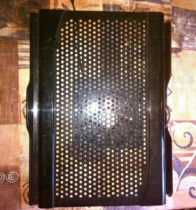 Подставка с охлаждением под ноутбук