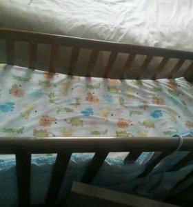 Детская кровать.