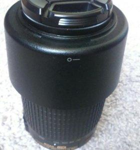 Фотообьектив 55—200 Nikon