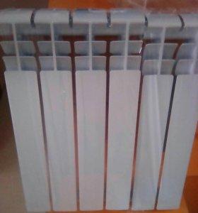 радиаторы отопления алюминий и биметалл