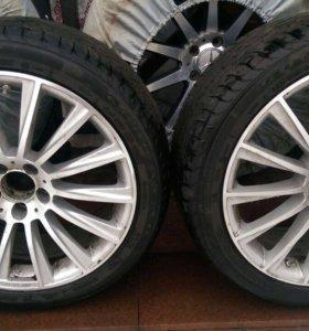 Goodyear Run Flat с дисками под оригинал AMG