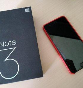 Продам Mi Note 3