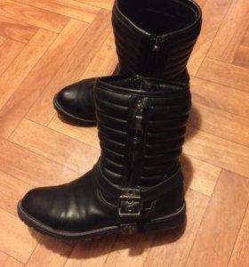 Полусапожки ботинки женские