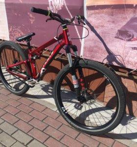Велосипед Specialized p-slope 2014