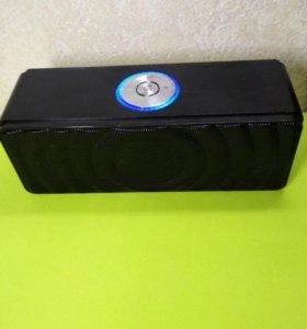 Новая Bluetooth колонка