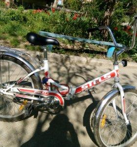 Велосипед для подростка и взрослого.