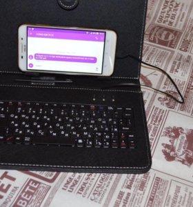 Клавиатура для планшетов и телефонов