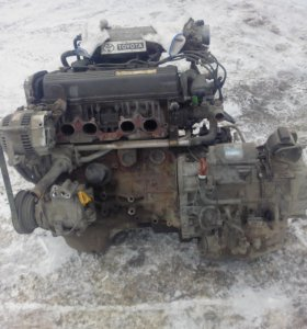 двигатель TOYOTA 3S FE