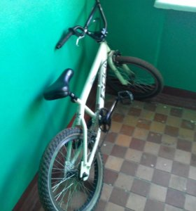 BMX Rock Machine GoBig Pro велосипед трюковой