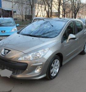 Peugeot 308, I 1.6 AT (120 л.с.)