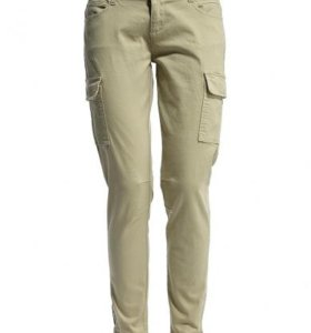 Брюки-джинсы карго Bonobo