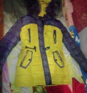 Куртка зимняя 44-42