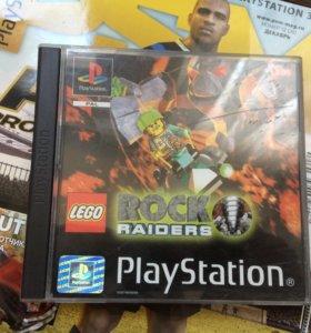 Rock Raider Sony PlayStation 1(Pal)