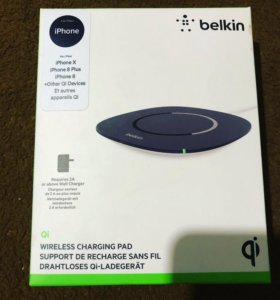 Беспроводная зарядка Belkin.(новая!)