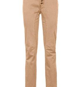 Брюки-джинсы чиносы с «помятым» эффектом