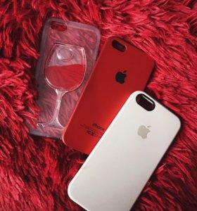 Чехлы на Apple 5, 5s и SE