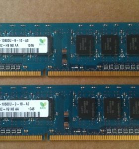 Оперативная память Hynix 4Gb.
