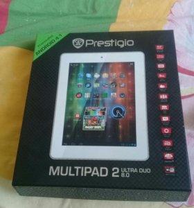 Планшет Prestigio multipad 2ultra duo 8.0