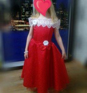 Платье рост 110-134