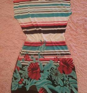 Платье летнее 42-44 размер