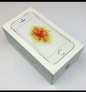 iPhone SE коробка от телефона