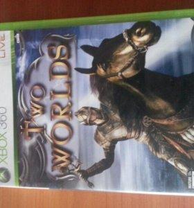 Игра Two Worlds для Xbox 360.