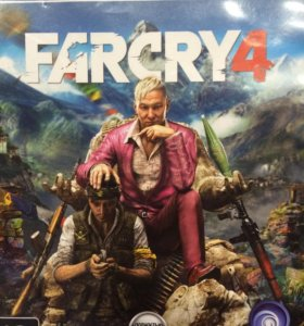 Игра FARCRY 4 для ps4