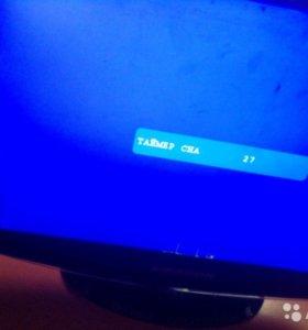 """Телевизор Ериссон 22"""""""