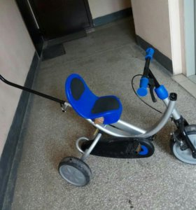 Детский Трёхколёсный велосипед Италия