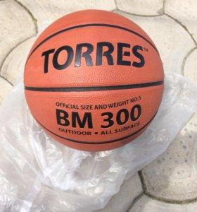 Баскетбольный мяч Torres