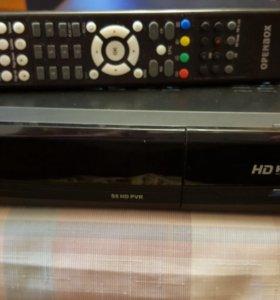 Спутниковый ресивер Openbox S5 HD PVR