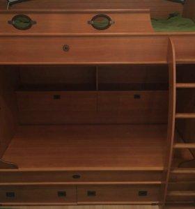 Комплект детской мебели Флинт