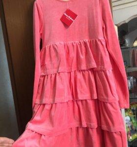 Платье для девочки Hanna Andersson рост 150