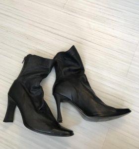 Ботинки натуральная кожа Newstyle Italy