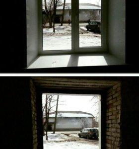 Окно пвх для дачи